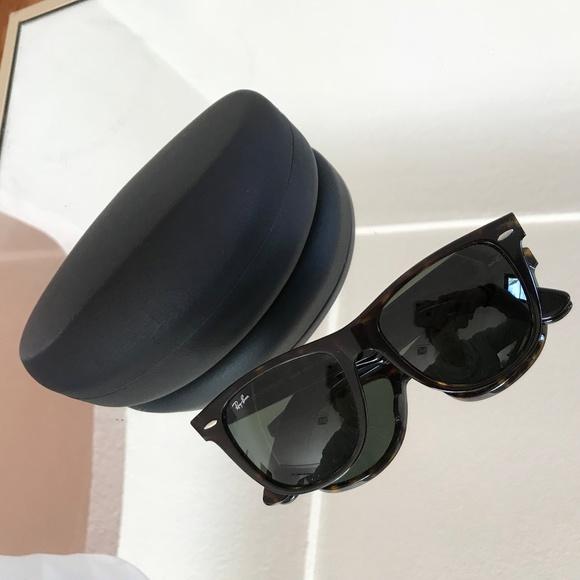 508907037c Ray-Ban Accessories - Ray-Ban Wayfarer LARGE in Tortoise
